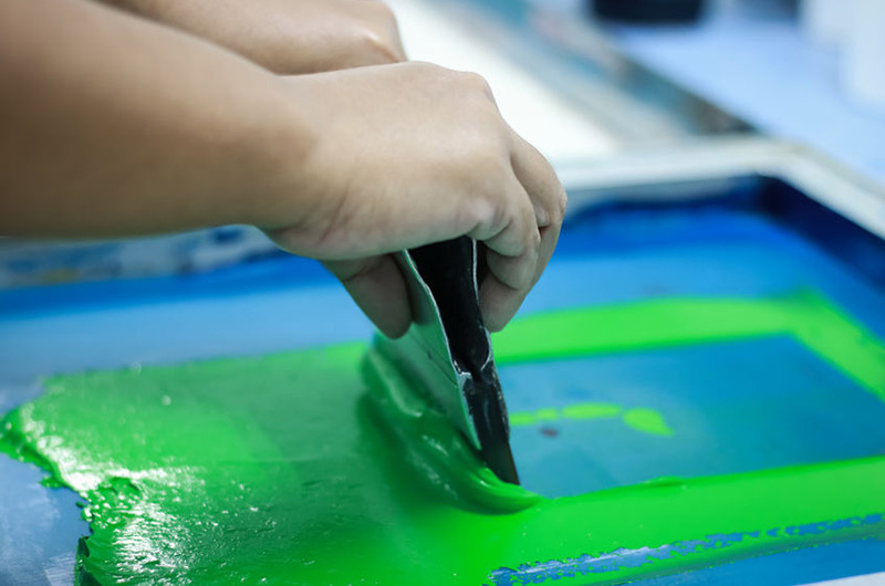 best screen printing company sussex